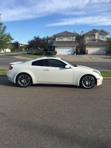 2005 Infiniti G35 Coupe. Rev up edition