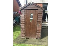 Small shed for sale.