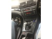 bmw 323i se very fast car wanting to swop for lower litre car or sell mot and tax £650no