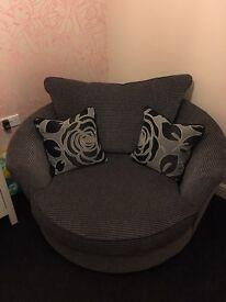 Sofology Serena cuddle Chair