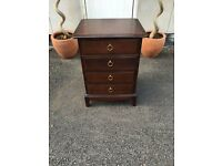 Stag Minstel Drawers - great condition!