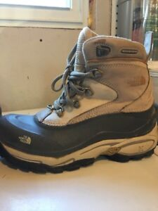 North Face winter hiking boots