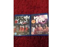 Mis Fits Series 2 and 3 Blu Ray