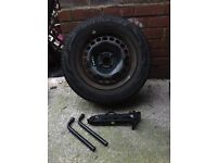 Spare Wheel Kit 4x100 **BARGAIN**