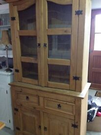 Pine Dresser Unit - Can Deliver