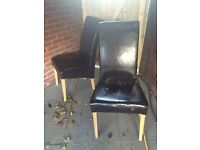 Free two chairs for free