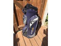 Petron golf bag