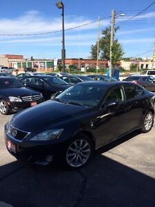 2008 Lexus is250 AWD Kitchener / Waterloo Kitchener Area image 3