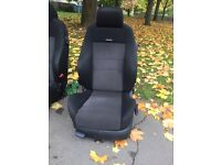 Mk4 golf recaro seat set