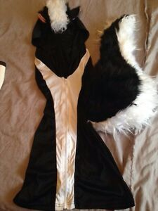 Ladies skunk costume size small St. John's Newfoundland image 2