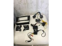 Connects2 BMW 3 Series E90 Double Din Facia (CT23BM01) & Wiring Kit for BMW vehicles (CTSBM009.2)