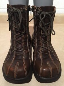Women's Spring Boots Size 8.5 London Ontario image 3