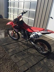 2009 Honda Big Wheel Dirt Bike