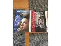 GCSE Religius Studies A books