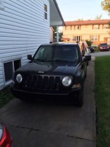 2008 Jeep Patriot North Edition