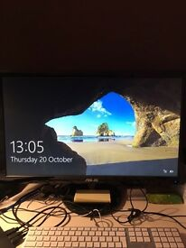 """Asus 27"""" LED monitor"""