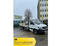 2014 MERCEDES Sprinter 313 CDI Auto CHASSIS CAB Diesel Automatic