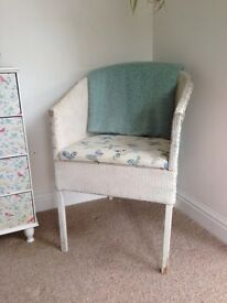 Lovely Lloyd Loom style chair.