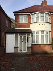 3 Bedroom Semi-Detached Home- Ideal location in Great Barr
