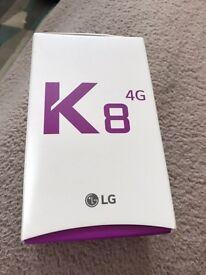 Brand new lg big screen phone