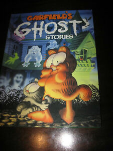 EARLY 90's EDITION of GARFIELD'S GHOST STORIES..[MINT]