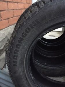 195/65/R15 snow tires  Oakville / Halton Region Toronto (GTA) image 1