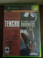 Xbox- Live Tenchu Return from The Darkness