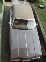1984 Oldsmbile DRB