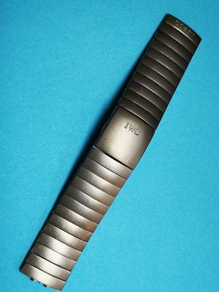 IWC Schaffhausen Original Titan Uhrenband für Ocean 2000