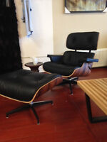 Eames Lounge Chair ( Free delivery - Rated #1 Chair 2015) SALE!