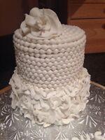 Wedding, birthday, graduation cakes and more!!!
