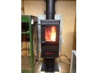 Wood burning stove wood burner