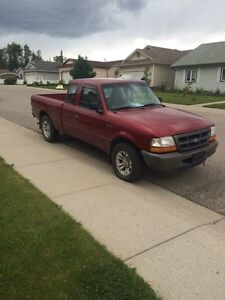 99 ford ranger 2WD trade for car