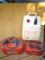 Fuel/Gas Tanks with Accessories