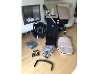 Bugaboo Cameleon 3 Pram with Maxi cosi car seat in LIKE NEW CONDITION