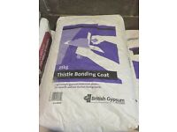 Thistle carlite bonding coat / hardwall / multi finish