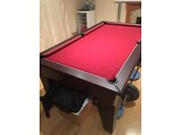 Riley 7ft Slate Bed Pool Table