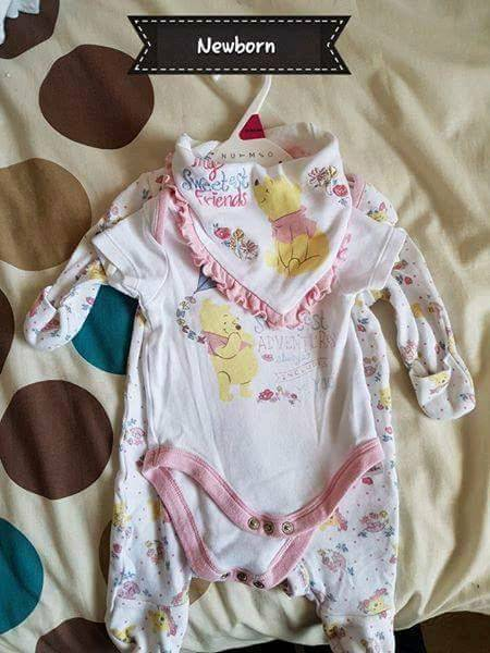 fffa4814d264 Baby Girl Clothing  Newborn   0-3 months