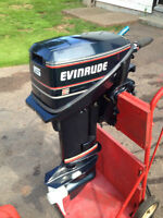 Evinrude 15 HP Outboard