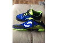 Sondico indoor football shoes size 10