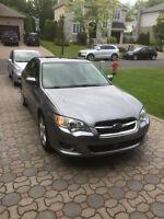 2009 Subaru Legacy Berline