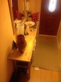 Hall table or sideboard