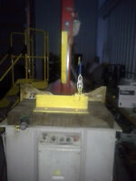ELECTRIC POWER FEED -- BANDSAW -- LIKE NEW