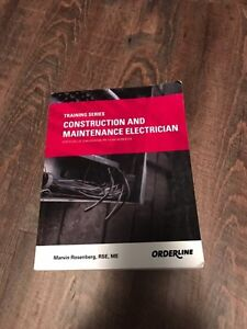 309A exam workbook construction and maintenance electrician