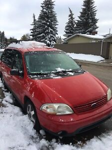 2003 Ford Windstar Sport, Van