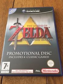 The Legend of Zelda - Collector's Edition Nintendo GameCube Game