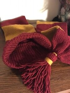 Unisex Harry Potter Inspired Winter Scat (hat n scarf in 1) Kitchener / Waterloo Kitchener Area image 8