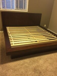 FINESSE king-size bed frame For Sale...