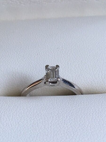 Diamond ring(Now sold)