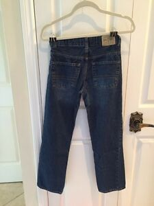 Boys jeans -size 12 adjustable waist Kitchener / Waterloo Kitchener Area image 2